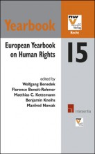 European Yearbook on Human Rights 2015
