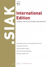 .SIAK-Journal. International Edition 2018