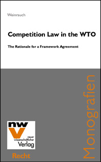 International Competition Law in the WTO