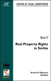 Real Property Rights in Serbia