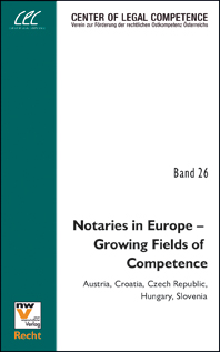 Notaries in Europe – Growing Fields of Competence
