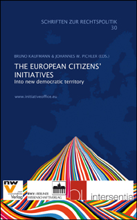 The European Citizens' Initiatives – into new democratic territory