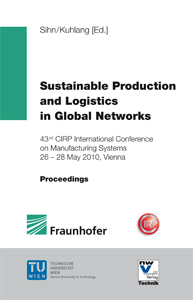Sustainable Production and Logistics in Global Networks