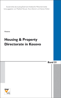 Housing and Property Directorate/Claims Commission in Kosovo (HPD/CC)