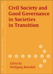 Civil Society and Good Governance in Societies in Transition